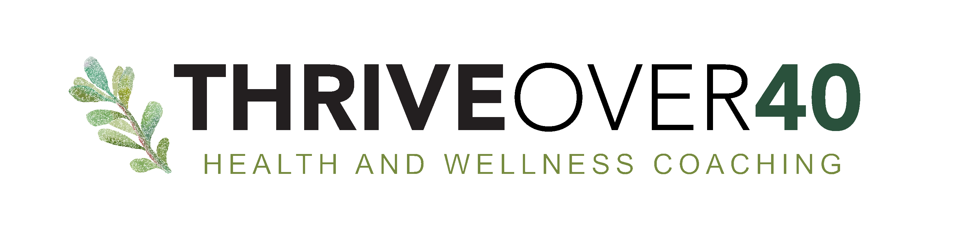Thrive Over 40 Health & Wellness Coaching